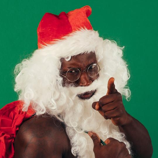 Santa — Logistics, North Pole