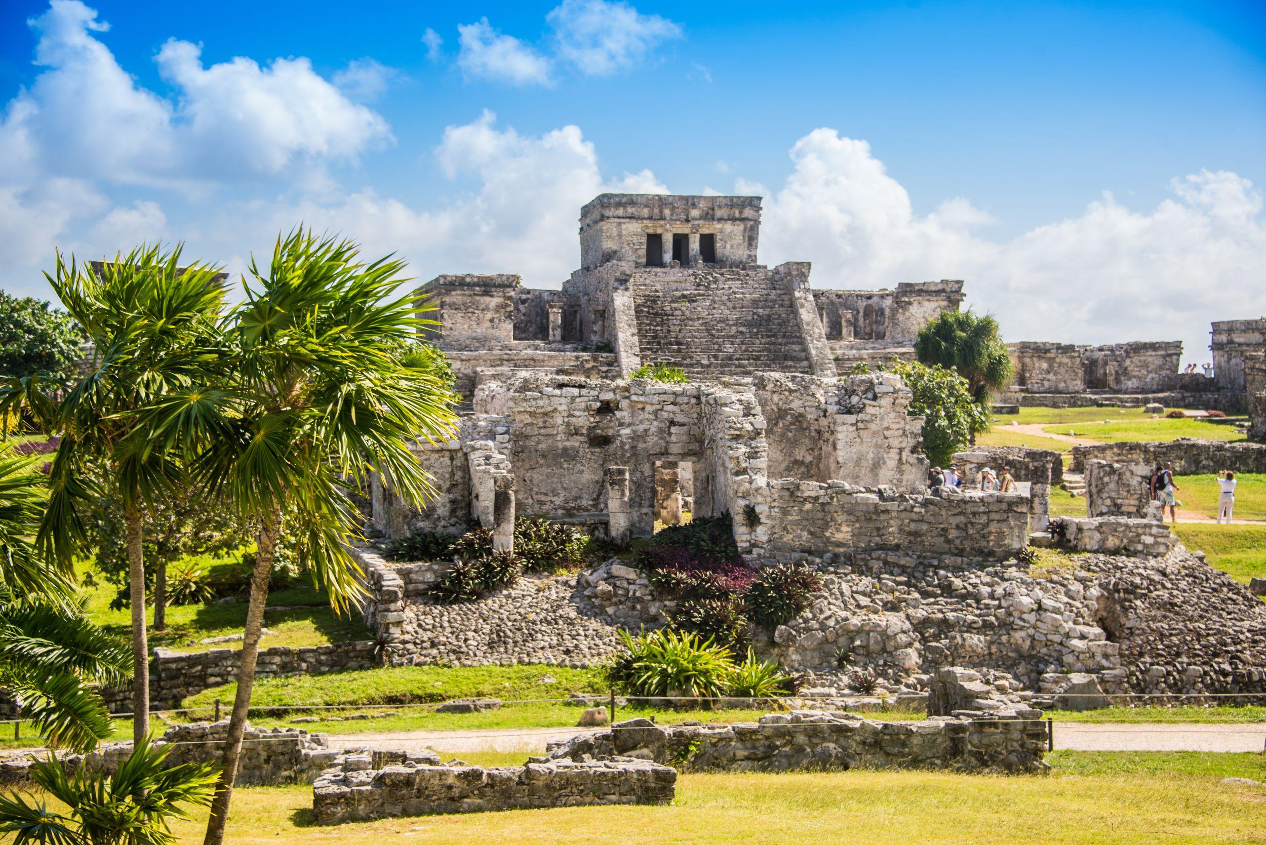 Maya Temple tulum
